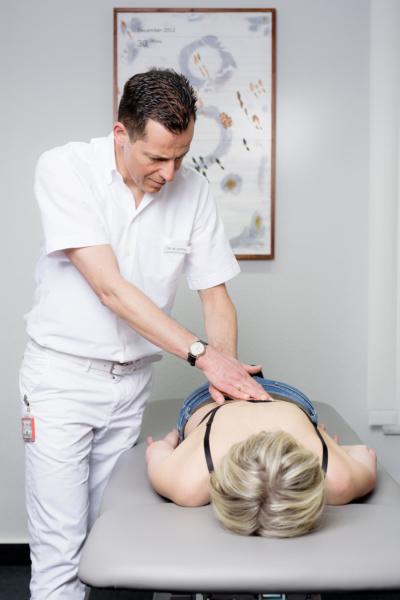 Orthopädie Bonn - Klippert, Mies, Sippel - Chiropraktik in der orthopädischen Praxis