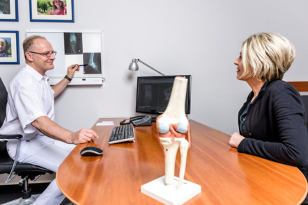 Orthopädie Bonn - Klippert, Mies, Sippel - Spezialisierung Arthrose